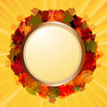 Free Autumn Border Stock Photos - 20900133