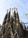 Free La Sagrada Familia In Barcelona , Spain Royalty Free Stock Photo - 20904585