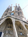 Free Sagrada Familia Cathedral , Barcelona, Spain Royalty Free Stock Images - 20904969