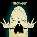 Free Halloween Ghost Royalty Free Stock Photography - 20908077