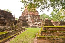 Free Sukhothai Historical Park Stock Photo - 20900220