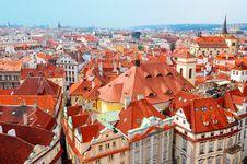 Old Town Prague, Czech Republic Royalty Free Stock Photo