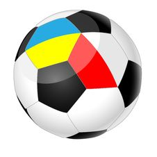 Free Soccer Ball Royalty Free Stock Photos - 20900308