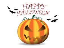 Free Halloween Pumpkin Stock Images - 20901364