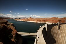 Free Glen Canyon Dam Stock Images - 20901884