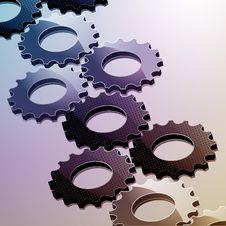 Free Cog Background Stock Photography - 20902522