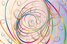Free Oval Abstract Background Stock Photos - 20903143