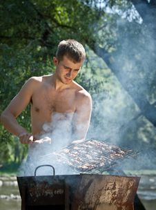 Free Summer Barbeque Stock Photo - 20903190
