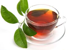 Free Tea And Green Leaf Stock Photos - 20904773