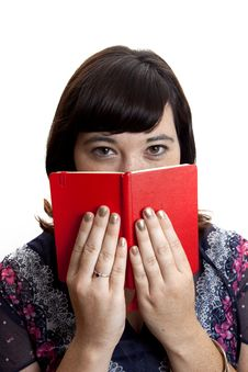 Free A Woman Reading Stock Photo - 20905420