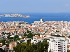 Free Port Of Marseille France And The If Castle Royalty Free Stock Photo - 20908345