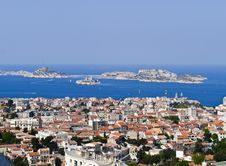 Free Port Of Marseille France And The If Castle Royalty Free Stock Photo - 20908595