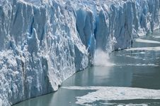 Free Moreno Glacier Royalty Free Stock Images - 20909169