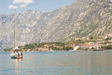 Free View On Bay Of Kotor Stock Image - 20909181