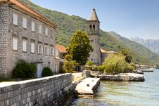 Free Coastline Of Bay Of Kotor In Montenegro Royalty Free Stock Photo - 20909305