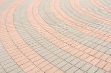 Free Tiled Pavement Royalty Free Stock Photo - 20909555