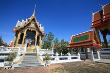 Free Beautiful Architecture Of Thai Temple Stock Images - 20909684