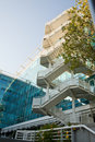 Free Office Building With External Stairs Stock Images - 20914024