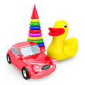 Free Toys Collection Royalty Free Stock Photos - 20915038