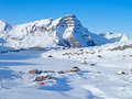 Free Winter In The Alps Royalty Free Stock Photography - 20915767