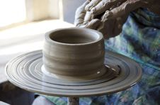 Free Pottery Royalty Free Stock Image - 20910036