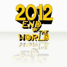 Free Revelation 2012 Stock Photography - 20910182