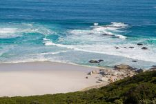 Free Beach Scene Stock Image - 20910781