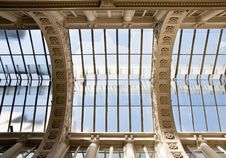 Free Old Glass Ceiling Royalty Free Stock Photography - 20910797