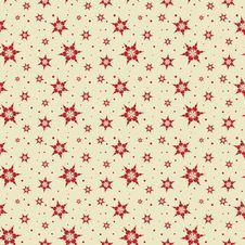 Free Seamless Tile Snowflake Background Stock Image - 20911091