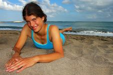 Free Summer And The Sea Royalty Free Stock Photography - 20911557