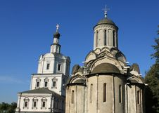 Free Spassky Cathedral And The Temple Of Archangel Stock Photography - 20911682