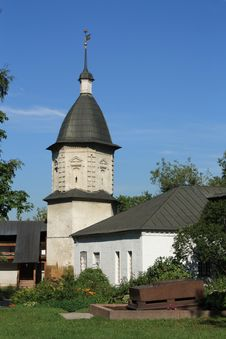 Free Tower Of The Andronicus Monastery Stock Photos - 20911693