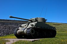 Free Tank In Quebec, Canada Stock Image - 20912251