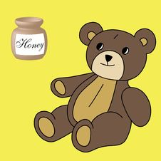 Free Bear Royalty Free Stock Photography - 20912277