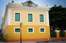 Free Home In Old San Juan-  Puerto Rico Royalty Free Stock Image - 20912366
