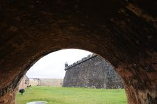 Free Fort El Morro - Puerto Rico Royalty Free Stock Photography - 20912427