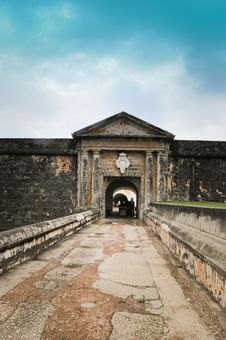 Free Fort El Morro - Puerto Rico Royalty Free Stock Photos - 20912468