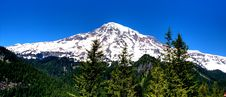 Free Mount Rainier Royalty Free Stock Photography - 20913867
