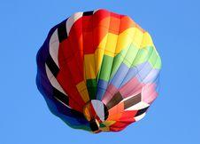 Free Hot Air Balloon In Flight Stock Image - 20913971