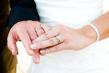 Free Just Married Stock Images - 20914034