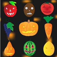 Free Halloween Plants Stock Images - 20914244
