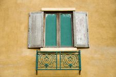 Free Old Wooden Window Stock Images - 20915454