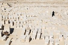 Free Jerusalem Graveyard Stock Images - 20915474