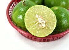 Free A Lime And A Half Stock Photo - 20915730