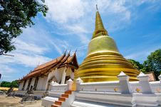 Free Old Temple Of Thailand Royalty Free Stock Image - 20915926