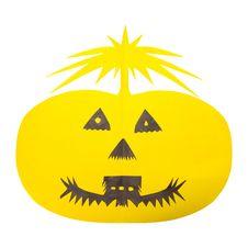 Free Halloween Pumpkin Stock Photography - 20916142