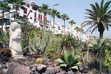Free Hotel On Tenerife Stock Photo - 20916300