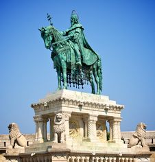 Free Equestrian Statue Stock Images - 20916324