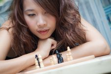 Free Playing Chess Stock Photography - 20916332