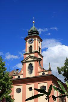 Free St. Marien Church, Mainau Royalty Free Stock Images - 20916649